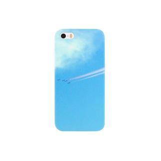 ブルーインパルス Smartphone cases