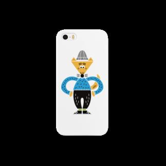 RIKOのFOX Smartphone cases