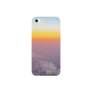 夕焼け小焼けの Smartphone cases