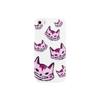 Cheshire Cat スマートフォンケース