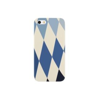シアン Smartphone cases