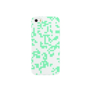 Game of Life(Green) Smartphone cases