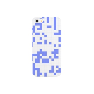 Game of Life(Blue) Smartphone cases