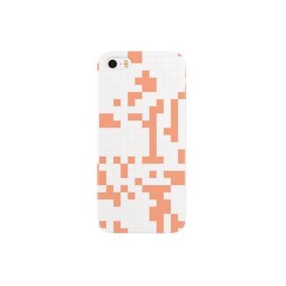 Game of Life(Orange) Smartphone cases