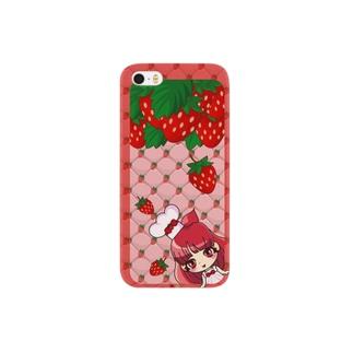 フルちびっ*ちびいちご* Smartphone cases