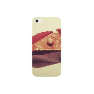チョコレート菓子 Smartphone cases