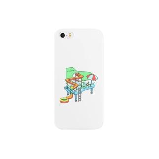 ピアノバカンス(スマホケース) Smartphone cases