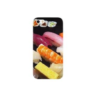 しんや寿司 Smartphone cases