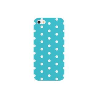 polka dots Smartphone cases