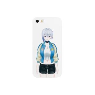 死体遺棄ちゃん Smartphone cases
