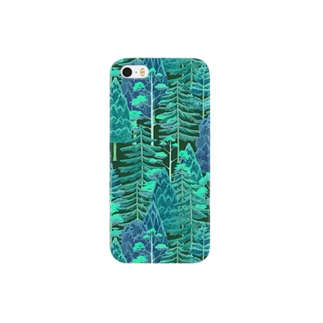 Forest Pattern #2A Smartphone cases