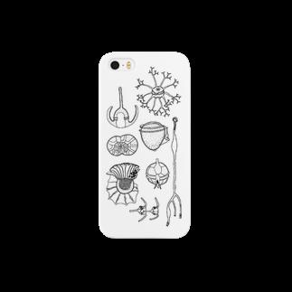 まりこの【渦鞭毛藻シリーズ】いろいろ Smartphone cases
