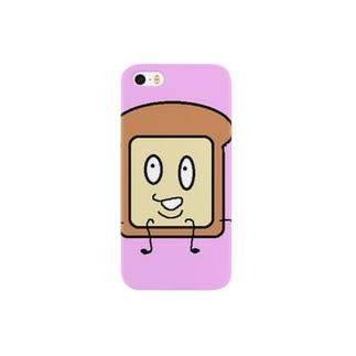 食パン虫 Smartphone cases
