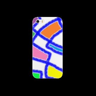 moka6sfのめいろ Smartphone cases