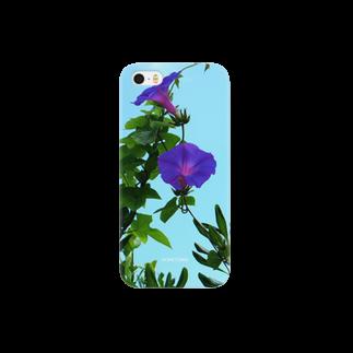 りゅの06/29 アサガオ HOMETOWN Smartphone cases