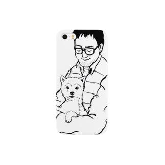 マリちゃんと一緒 Smartphone cases