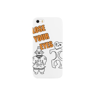 close_eyes Smartphone cases