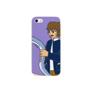 うなぎ スマホケース Smartphone cases