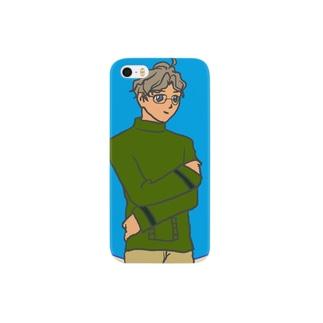 スズ スマホケース Smartphone cases