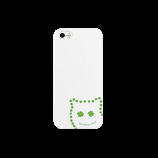 Takumiのよつばのくろーばー Smartphone cases