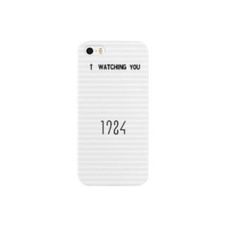 オーウェル101 Smartphone cases