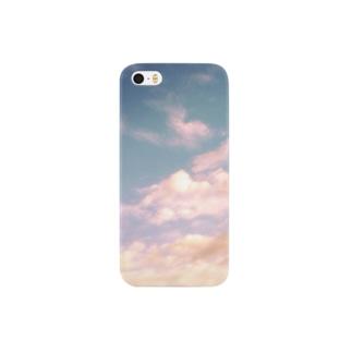 アイホンカバー空 Smartphone cases