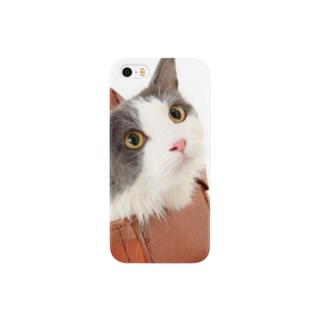 箱入り猫 Smartphone cases