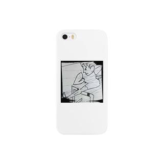 「ハードラー」 Smartphone cases
