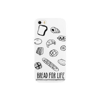 生きるためのパン スマートフォンケース