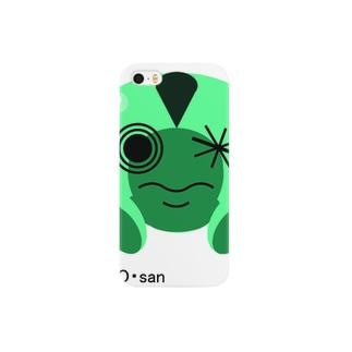 Komo・O・san Smartphone cases