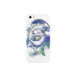 まりみゆきのHug Smartphone cases