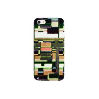 線と四角 Smartphone cases