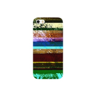 Glitch(Maidenhair Tree) Smartphone cases