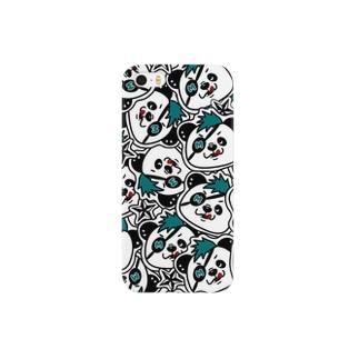 PANDAMONTA iPhoneケース Smartphone cases