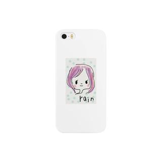 Ichieのrain girl Smartphone cases