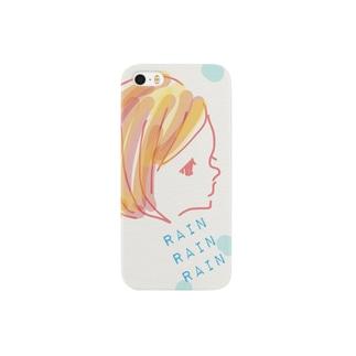 raingirl Smartphone cases