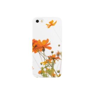初夏のコスモス Smartphone cases