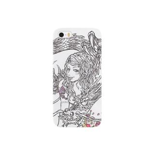 龍と女の子 Smartphone cases