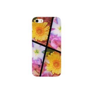 flower stained glass Smartphone cases