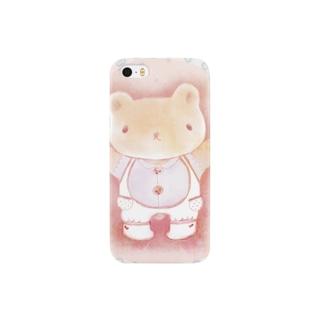 クマくま Smartphone cases