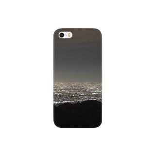 夜景 Smartphone cases