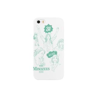 THE MISOZEES  Smartphone cases