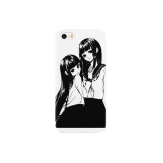 黒髪2JK Smartphone cases