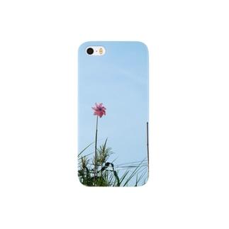 07/12 畑の風車 HOMETOWN Smartphone cases