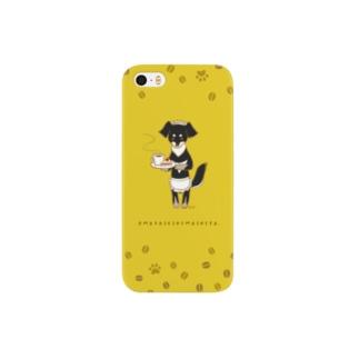ウェイトレスワンチャン Smartphone cases