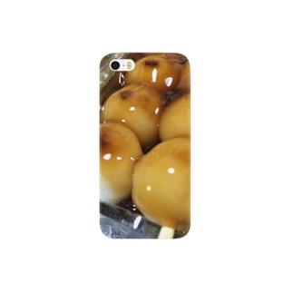 みたらし団子 Smartphone cases