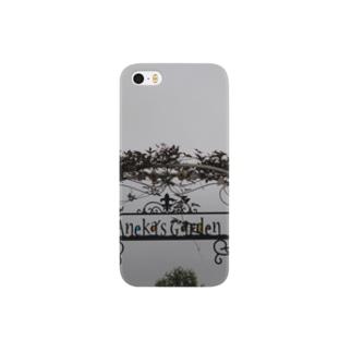 ガーデン Smartphone cases