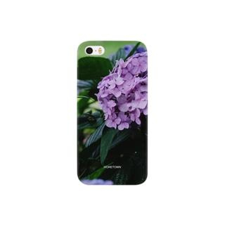 07/13 紫陽花蛙 HOMETOWN Smartphone cases