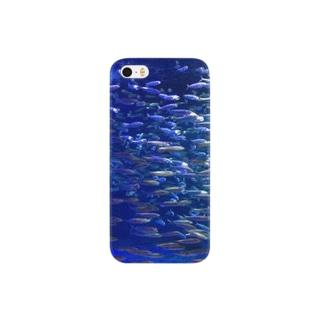 魚群 Smartphone cases