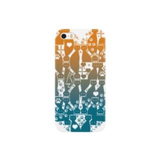 Cattower High [Orange to Blue] Smartphone cases
